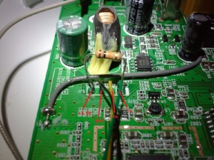 Serial Port Access And Firmware Recovery For Tl Wr842nd